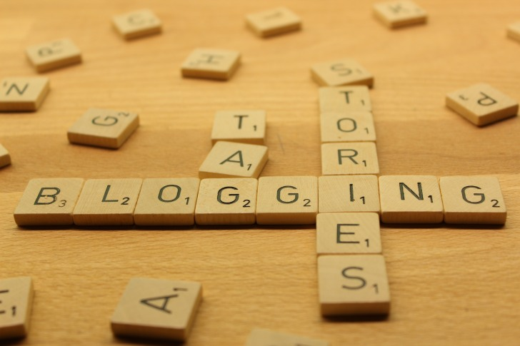 Blogging Stories Tag